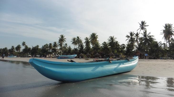 Plage de Uppuveli, Trincomalee